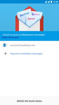 OnePlus 3 - Android Oreo - E-mail - Handmatig instellen (outlook) - Stap 12