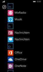 Microsoft Lumia 532 - SMS - Manuelle Konfiguration - Schritt 3