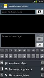 Samsung I9295 Galaxy S IV Active - MMS - envoi d'images - Étape 9