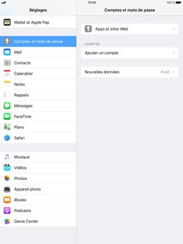 Apple iPad Air 2 - iOS 11 - E-mail - Configuration manuelle (yahoo) - Étape 4