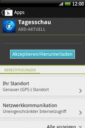 HTC Wildfire S - Apps - Herunterladen - 3 / 3