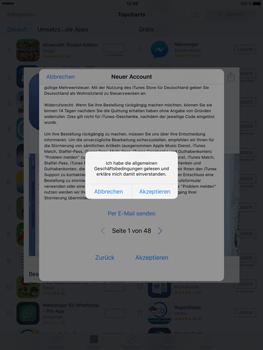 Apple iPad Pro 9.7 inch - Apps - Konto anlegen und einrichten - 2 / 2
