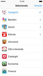 Apple iPhone 5s iOS 9 - Applicazioni - Installazione delle applicazioni - Fase 5