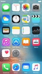 Apple iPhone SE - Operazioni iniziali - Personalizzazione della schermata iniziale - Fase 3