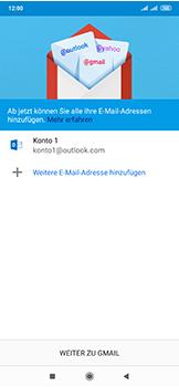 Xiaomi Mi Mix 3 5G - E-Mail - 032c. Email wizard - Outlook - Schritt 13