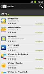 Samsung Galaxy Ace 2 - Apps - Herunterladen - 12 / 22