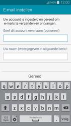 Samsung G850F Galaxy Alpha - E-mail - Account instellen (IMAP zonder SMTP-verificatie) - Stap 18