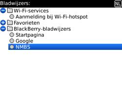 BlackBerry 9300 Curve 3G - Internet - Internetten - Stap 11