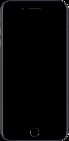 Apple iPhone 6 Plus - iOS 11 - Premiers pas - Découvrir les touches principales - Étape 2