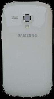 Samsung I8190 Galaxy S3 Mini - SIM-Karte - Einlegen - Schritt 2