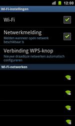 Samsung I9100 Galaxy S II - WiFi - Handmatig instellen - Stap 7
