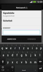 HTC Desire 500 - WLAN - Manuelle Konfiguration - Schritt 7