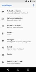 Nokia 3.1 Dual-SIM (TA-1063) - Netwerk selecteren - Handmatig een netwerk selecteren - Stap 5