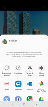 Samsung Galaxy A71 - Photos, vidéos, musique - Créer une vidéo - Étape 16