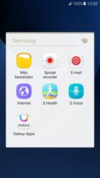 Samsung Galaxy S7 - Internet - hoe te internetten - Stap 3