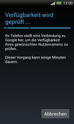 HTC One SV - Apps - Konto anlegen und einrichten - 7 / 18