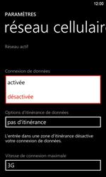Nokia Lumia 920 LTE - Internet - configuration manuelle - Étape 7