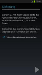 Samsung I9300 Galaxy S3 - Apps - Konto anlegen und einrichten - Schritt 18