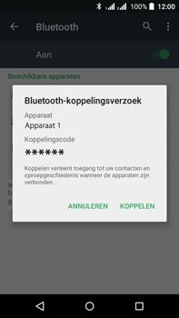 Acer Liquid Z630 - Bluetooth - verbinden met ander Bluetooth apparaat - Stap 7
