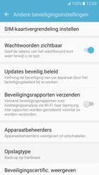 Samsung Galaxy S7 - Beveiliging en ouderlijk toezicht - Hoe wijzig ik mijn SIM PIN-code - Stap 6