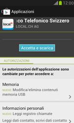 Samsung Galaxy S III Mini - Applicazioni - Installazione delle applicazioni - Fase 8