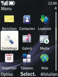 Nokia 3720 classic - bluetooth - aanzetten - stap 3