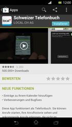 Sony Xperia T - Apps - Installieren von Apps - Schritt 7