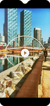 Alcatel 1S (2020) - Photos, vidéos, musique - Créer une vidéo - Étape 16