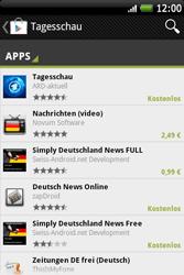 HTC Wildfire S - Apps - Herunterladen - 6 / 22