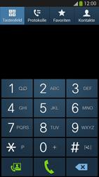 Samsung Galaxy S4 LTE - Anrufe - Rufumleitungen setzen und löschen - 4 / 12