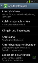 Samsung I9105P Galaxy S2 Plus - Anrufe - Anrufe blockieren - Schritt 6