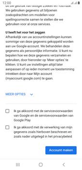 Samsung galaxy-j6-sm-j600fn-ds-android-pie - Applicaties - Account aanmaken - Stap 17
