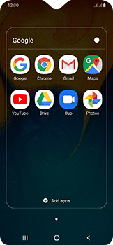 Samsung Galaxy A20e - E-mail - Manual configuration (gmail) - Step 5