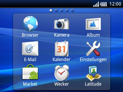 Sony Ericsson Xperia X10 Mini Pro - MMS - Manuelle Konfiguration - Schritt 4