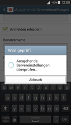 Samsung Galaxy S III Neo - E-Mail - Konto einrichten - 15 / 21
