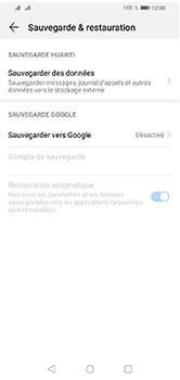 Huawei Y5 (2019) - Aller plus loin - Gérer vos données depuis le portable - Étape 8