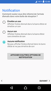 Sony Xperia XA1 Ultra - E-mails - Ajouter ou modifier votre compte Yahoo - Étape 11
