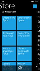 Nokia Lumia 930 - Apps - Herunterladen - Schritt 5