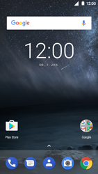 Nokia 3 - Problemlösung - Touchscreen und Schaltflächen - Schritt 1