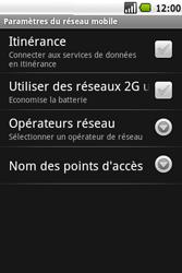 Samsung I5700 Galaxy Spica - MMS - configuration manuelle - Étape 6