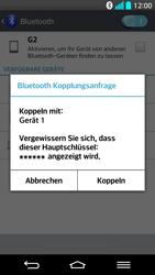 LG G2 - Bluetooth - Geräte koppeln - Schritt 9