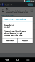 LG G2 - Bluetooth - Geräte koppeln - 9 / 11