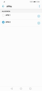 Huawei Nova 3 - Internet - Apn-Einstellungen - 19 / 26