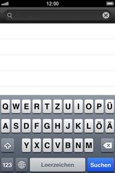 Apple iPhone 4S - Apps - Herunterladen - Schritt 5
