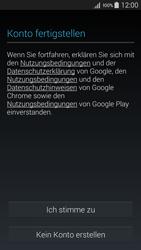 Samsung Galaxy A5 - Apps - Konto anlegen und einrichten - 14 / 22