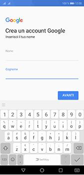 Huawei P20 Pro - Applicazioni - Configurazione del negozio applicazioni - Fase 5