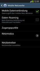 Samsung I9295 Galaxy S4 Active - Ausland - Auslandskosten vermeiden - Schritt 9