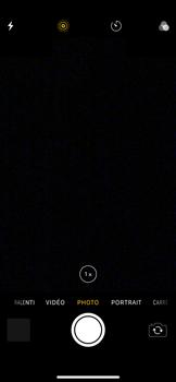 Apple iPhone X - Photos, vidéos, musique - Prendre une photo - Étape 5