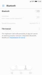 Huawei P10 - Bluetooth - Collegamento dei dispositivi - Fase 4