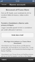 Apple iPhone 5 - Applicazioni - configurazione del negozio applicazioni - Fase 6